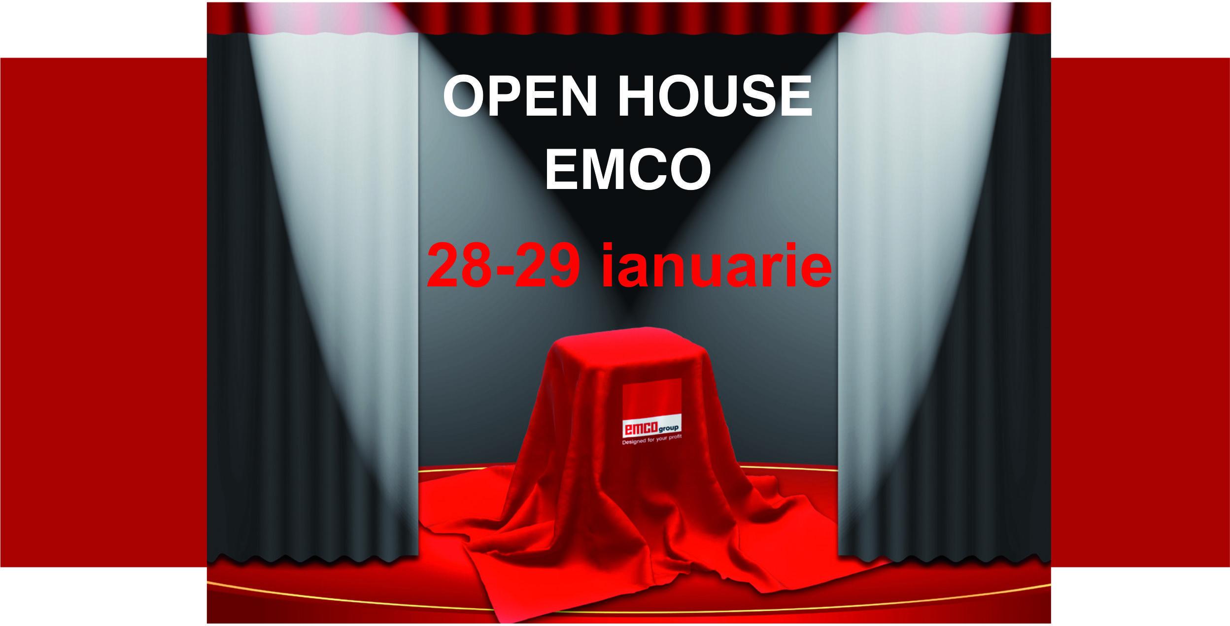 Open House EMCO