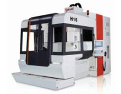 High speed bridge type machining centers takumi
