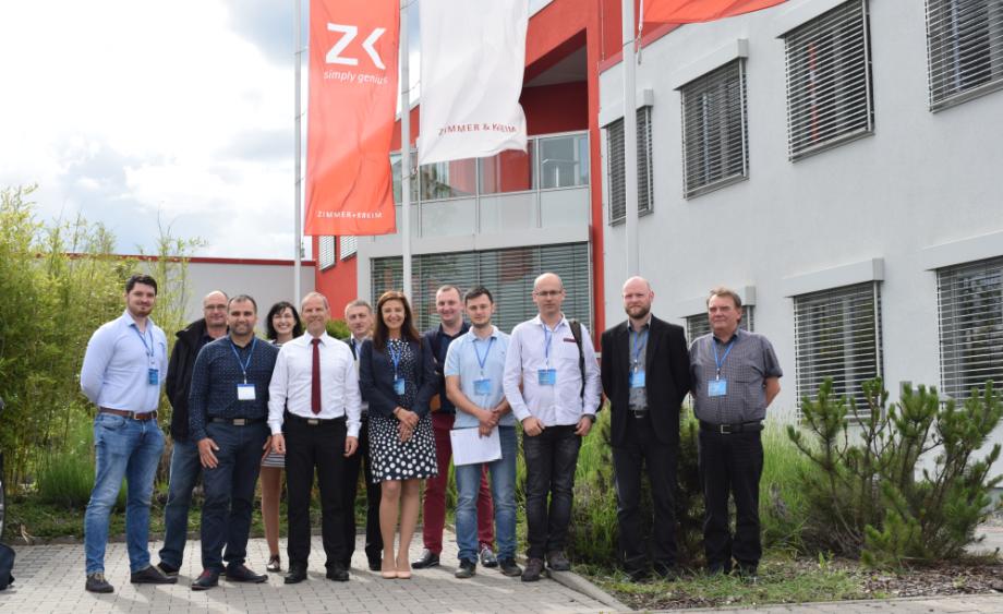Participanții la 4.0 Experience powered by ZK